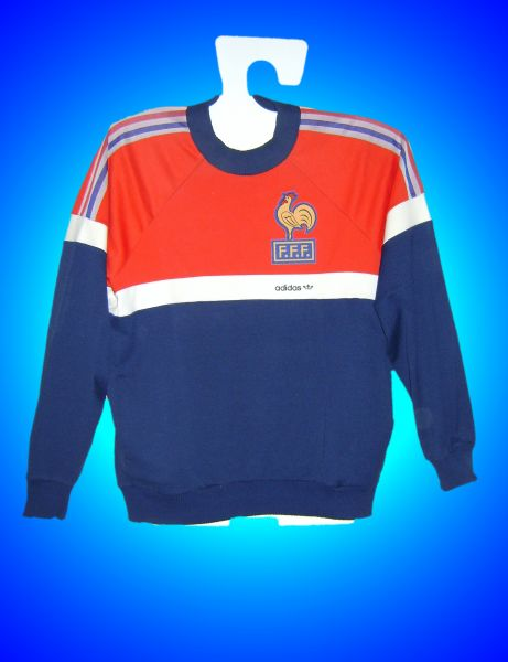 sweat adidas france vintage Off 56% platrerie