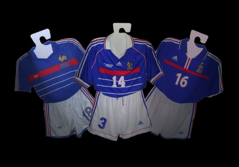 accueil dans collection maillots equipe de france trionew